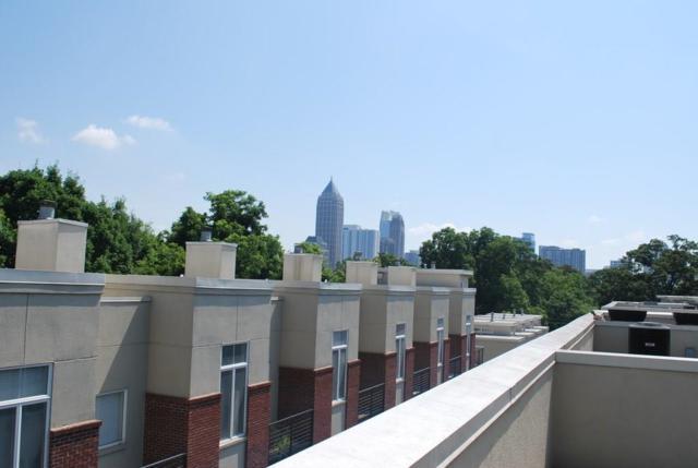 401 10th Street #201, Atlanta, GA 30318 (MLS #6068580) :: North Atlanta Home Team