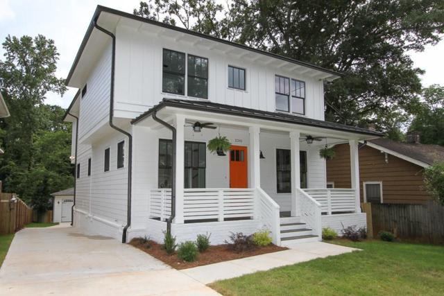 2241 1st Avenue NE, Atlanta, GA 30317 (MLS #6068599) :: The Russell Group