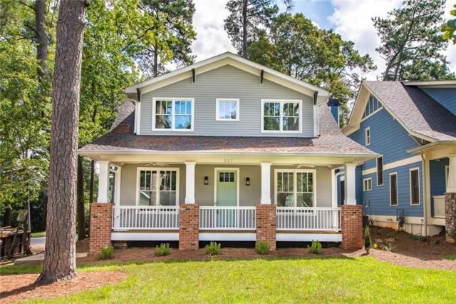 527 Sycamore Drive, Decatur, GA 30030 (MLS #6068637) :: North Atlanta Home Team