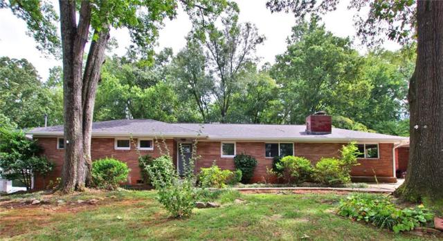 540 Collingwood Drive, Decatur, GA 30032 (MLS #6068645) :: North Atlanta Home Team