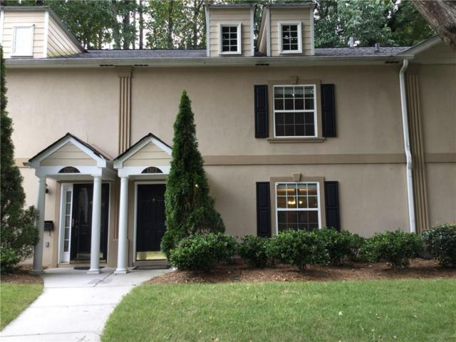 1303 Brighton Point, Sandy Springs, GA 30328 (MLS #6068670) :: North Atlanta Home Team