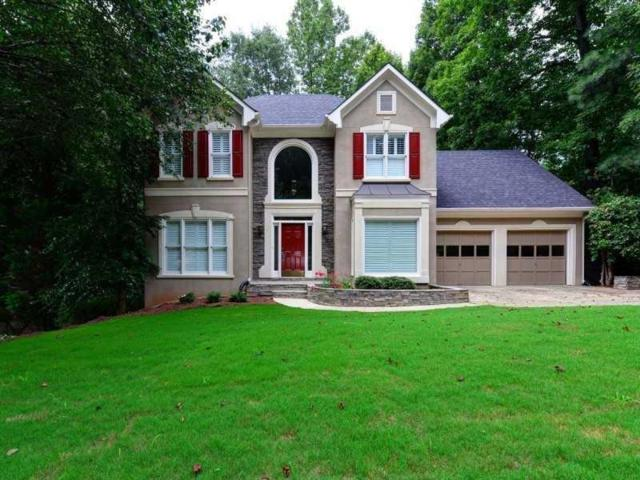 2004 Linkside Lane, Woodstock, GA 30189 (MLS #6068717) :: The Russell Group