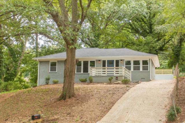 1622 San Gabriel Avenue, Decatur, GA 30052 (MLS #6068755) :: The Russell Group