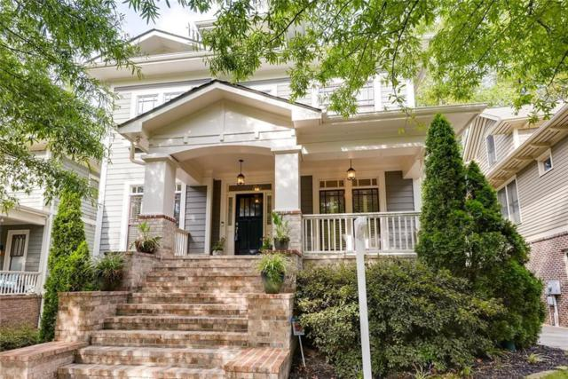 396 Sutherland Place NE, Atlanta, GA 30307 (MLS #6068766) :: Buy Sell Live Atlanta