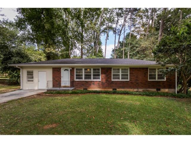 2590 Beverly Hills Drive, Chamblee, GA 30341 (MLS #6068819) :: North Atlanta Home Team