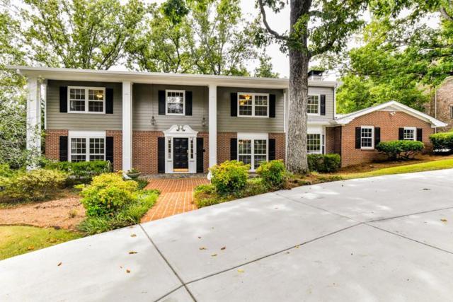 1578 Crestline Drive NE, Atlanta, GA 30345 (MLS #6068901) :: North Atlanta Home Team