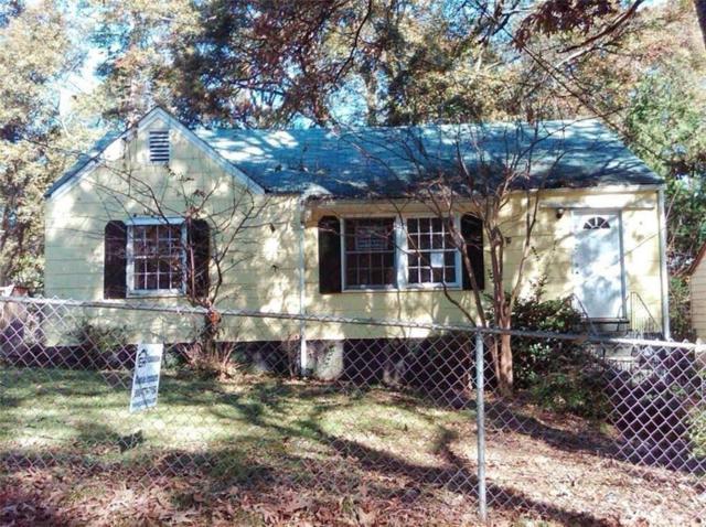 1277 Gus Thornhill Jr Drive, East Point, GA 30344 (MLS #6068918) :: North Atlanta Home Team