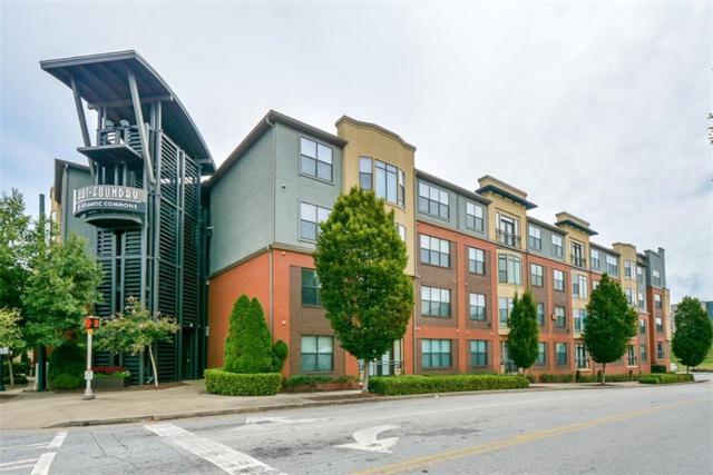 400 17th Street NW #2133, Atlanta, GA 30363 (MLS #6068922) :: The North Georgia Group
