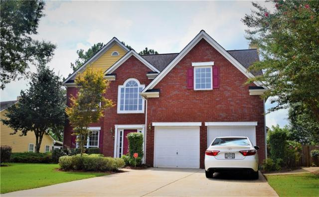 2696 Summerbrooke Drive NW, Kennesaw, GA 30152 (MLS #6068925) :: Iconic Living Real Estate Professionals