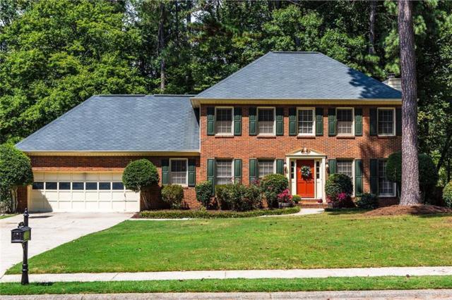 1564 Milford Creek Lane SW, Marietta, GA 30008 (MLS #6069007) :: The Cowan Connection Team