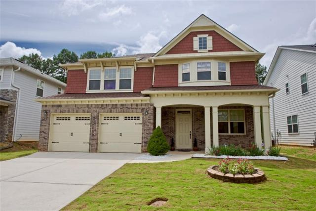 4383 Alysheba Drive, Fairburn, GA 30213 (MLS #6069082) :: RE/MAX Prestige
