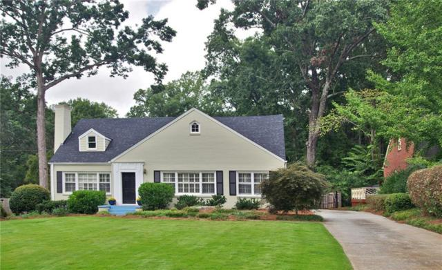 862 Artwood Road #0, Atlanta, GA 30307 (MLS #6069106) :: North Atlanta Home Team