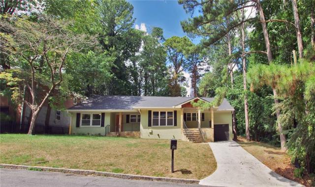1984 Kilburn Drive NE, Atlanta, GA 30324 (MLS #6069201) :: Kennesaw Life Real Estate