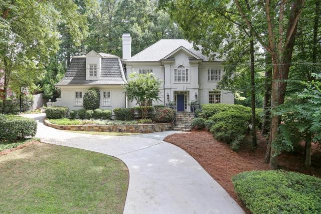 4695 Paran Valley NW, Atlanta, GA 30327 (MLS #6069220) :: North Atlanta Home Team