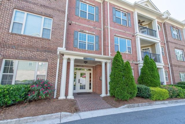 7265 Glisten Avenue #128, Sandy Springs, GA 30328 (MLS #6069227) :: The Cowan Connection Team