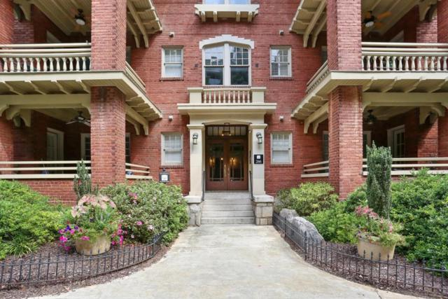 266 11th Street NE #204, Atlanta, GA 30309 (MLS #6069237) :: Good Living Real Estate