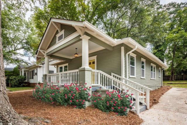 1152 Indale Place SW, Atlanta, GA 30310 (MLS #6069296) :: Iconic Living Real Estate Professionals