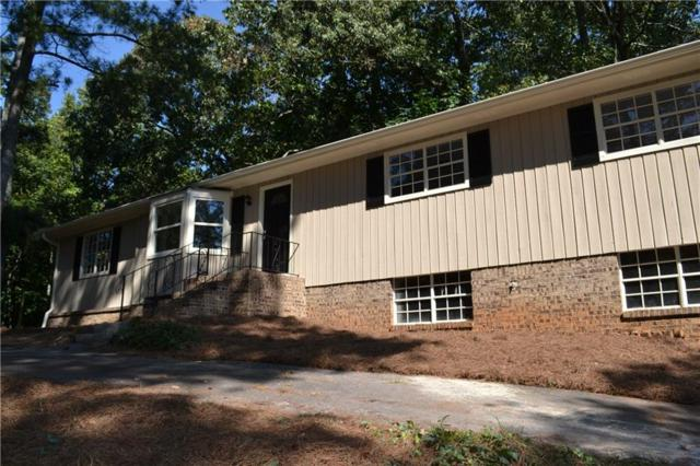 605 Elaine Circle, Marietta, GA 30066 (MLS #6069307) :: North Atlanta Home Team