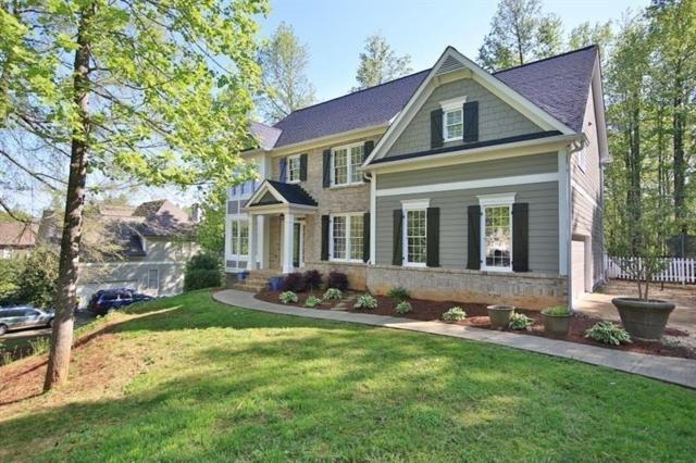 1036 Creek Side Drive, Canton, GA 30115 (MLS #6069328) :: North Atlanta Home Team