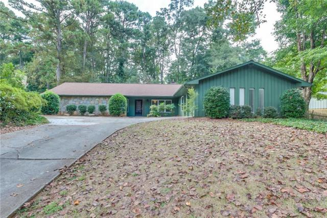 5537 N Peachtree Road, Dunwoody, GA 30338 (MLS #6069338) :: North Atlanta Home Team