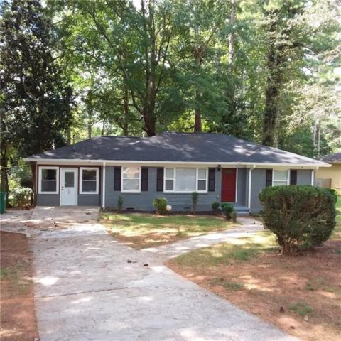 1579 Carter Road, Decatur, GA 30032 (MLS #6069525) :: The Russell Group