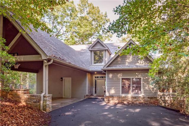 82 Green Heron Point, Big Canoe, GA 30143 (MLS #6069583) :: Iconic Living Real Estate Professionals