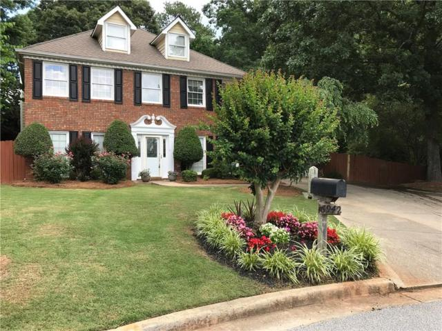 6942 Whispering Wind Way, Stone Mountain, GA 30087 (MLS #6069593) :: Iconic Living Real Estate Professionals