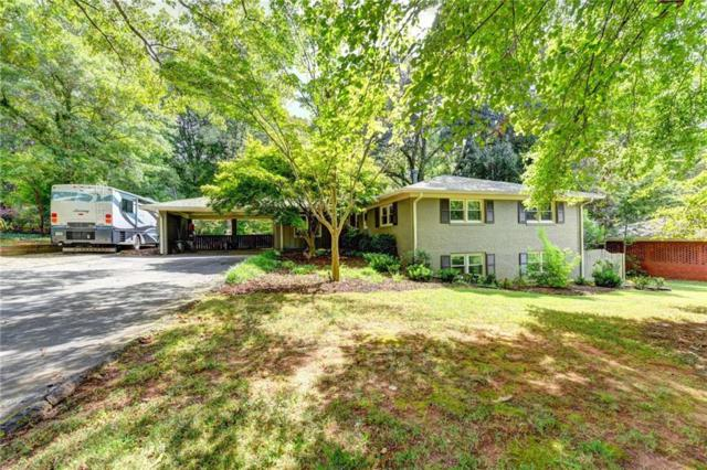 237 Spring Drive, Roswell, GA 30075 (MLS #6069788) :: The Cowan Connection Team
