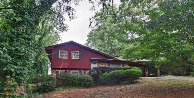 215 Forest Glen Way, Avondale Estates, GA 30002 (MLS #6069798) :: The Russell Group