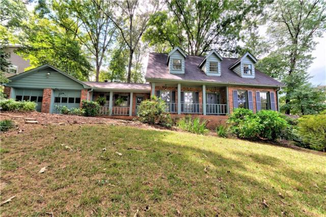 3726 Allsborough Drive, Tucker, GA 30084 (MLS #6069904) :: The Cowan Connection Team