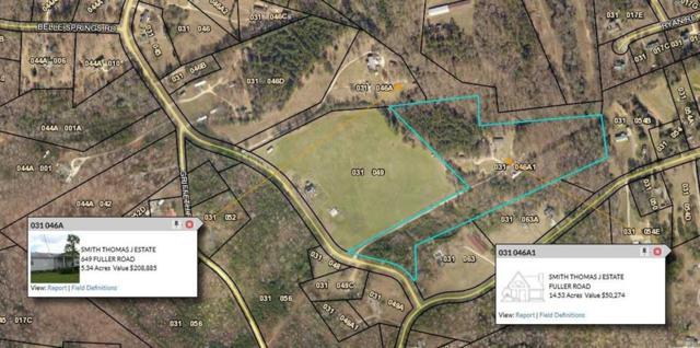 00 Fuller Road, Athens, GA 30607 (MLS #6069906) :: North Atlanta Home Team