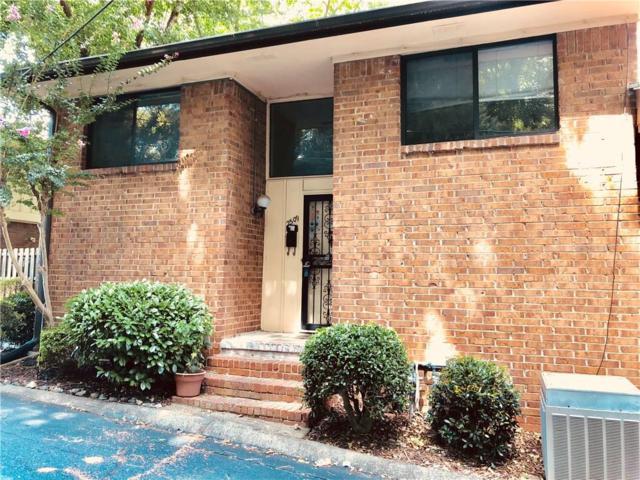 2509 Bradford Square NE, Atlanta, GA 30345 (MLS #6069982) :: Iconic Living Real Estate Professionals
