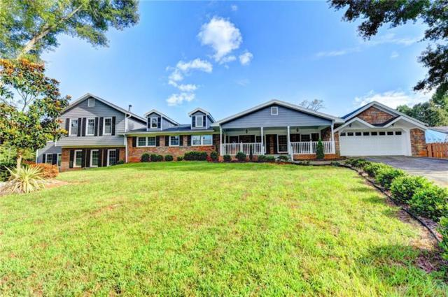 55 Day Road, Dawsonville, GA 30534 (MLS #6069989) :: The Bolt Group