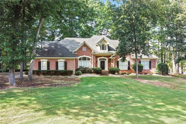 600 Emerald Lake Drive, Fayetteville, GA 30215 (MLS #6070043) :: Kennesaw Life Real Estate