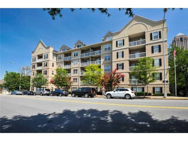 1075 Peachtree Walk NE A218, Atlanta, GA 30309 (MLS #6070100) :: North Atlanta Home Team