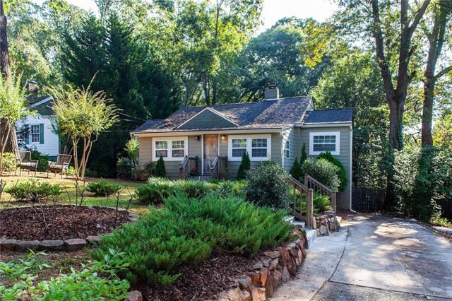 1416 Catherine Street, Decatur, GA 30030 (MLS #6070194) :: Iconic Living Real Estate Professionals