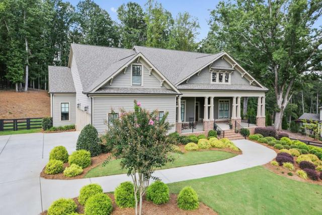 16615 Freemanville Road, Milton, GA 30004 (MLS #6070202) :: North Atlanta Home Team
