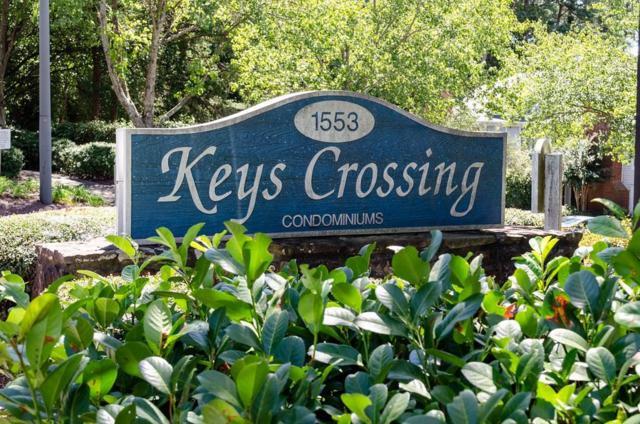 1377 Keys Crossing Drive NE, Brookhaven, GA 30319 (MLS #6070223) :: The North Georgia Group