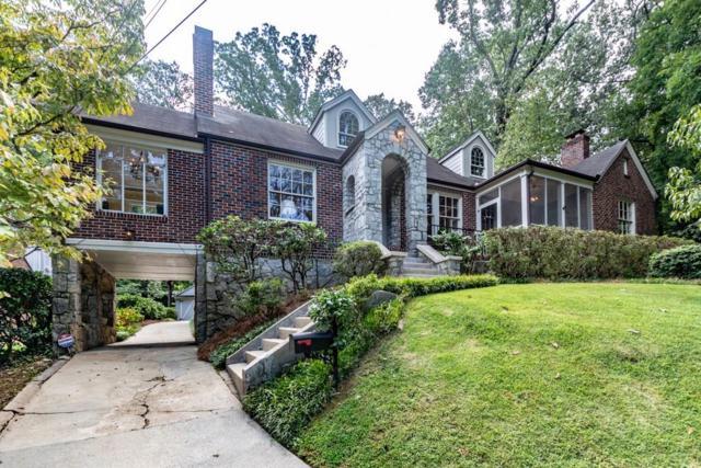 831 Crestridge Drive NE, Atlanta, GA 30306 (MLS #6070263) :: The Russell Group