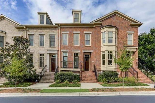 302 Riversgate Drive #55, Atlanta, GA 30339 (MLS #6070334) :: Rock River Realty