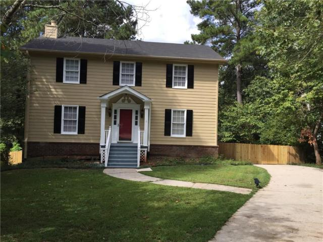 2871 Quinbery Drive, Snellville, GA 30078 (MLS #6070345) :: The Bolt Group