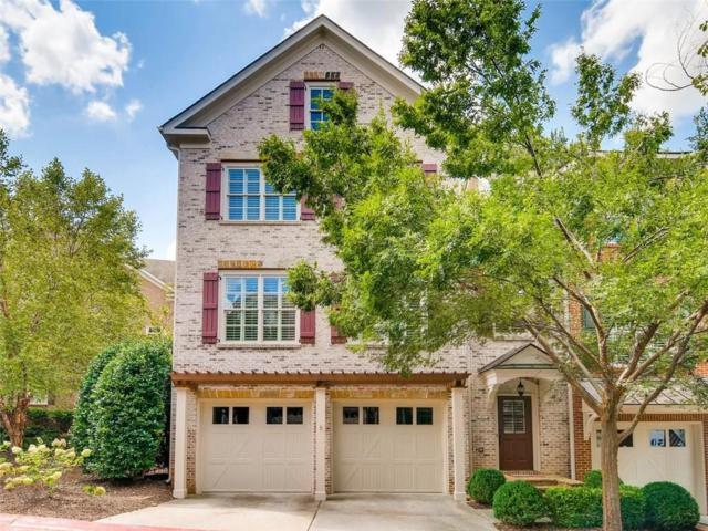 2417 Saint Davids Square NW #15, Kennesaw, GA 30152 (MLS #6070364) :: The North Georgia Group