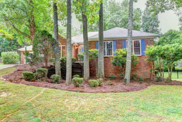 5904 Grizzard Court, Peachtree Corners, GA 30092 (MLS #6070389) :: North Atlanta Home Team