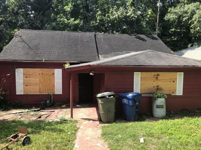 1710 Derry Avenue SW, Atlanta, GA 30310 (MLS #6070461) :: The Russell Group