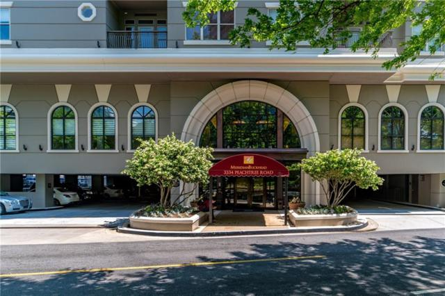 3334 Peachtree Road NE #1511, Atlanta, GA 30326 (MLS #6070519) :: Kennesaw Life Real Estate