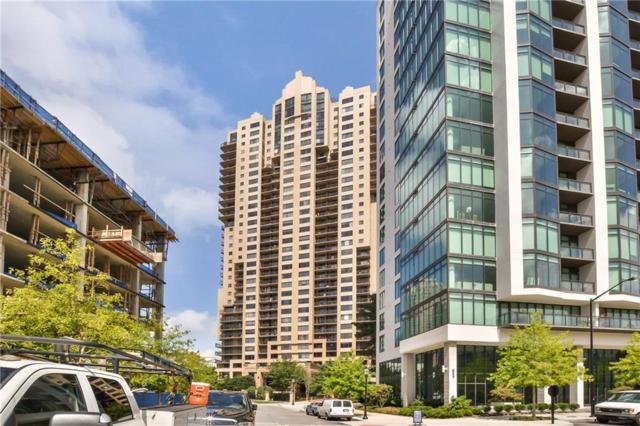 3481 Lakeside Drive #1207, Atlanta, GA 30326 (MLS #6070577) :: Kennesaw Life Real Estate