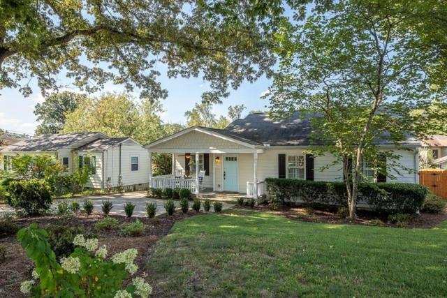 2714 N Thompson Road NE, Brookhaven, GA 30319 (MLS #6070627) :: The Russell Group