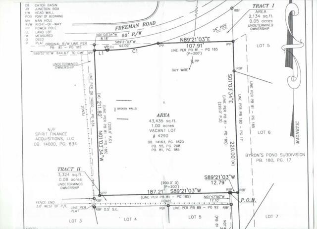4290 Freeman Road, Marietta, GA 30062 (MLS #6070698) :: Iconic Living Real Estate Professionals