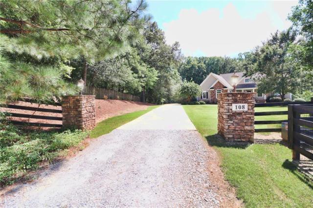 108 White Oaks Lane, Canton, GA 30115 (MLS #6070778) :: RE/MAX Paramount Properties