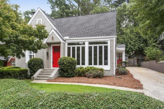 1019 N Virginia Avenue, Atlanta, GA 30306 (MLS #6070879) :: Iconic Living Real Estate Professionals